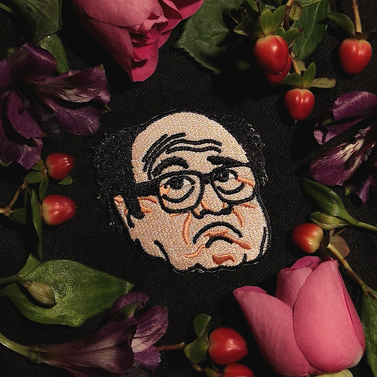 DeVito 'No' Patch