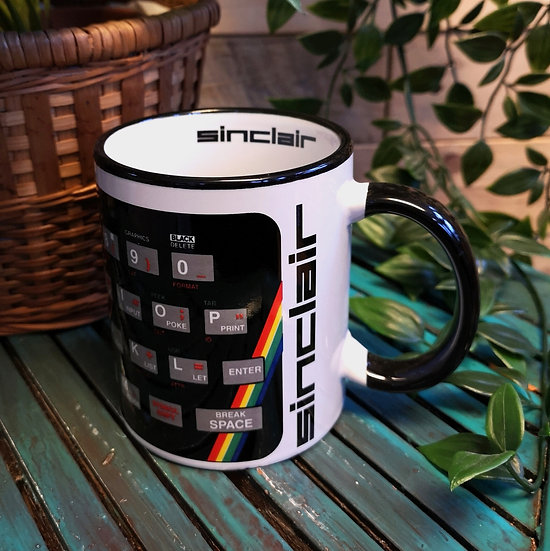 Sinclair Spectrum Mug