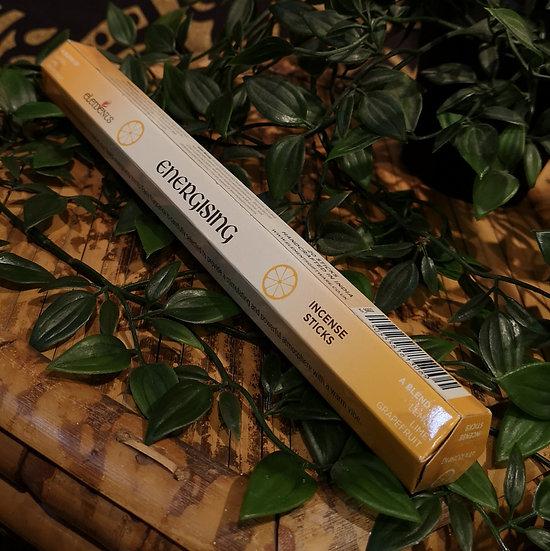 Energising Blend Elements Incense Sticks