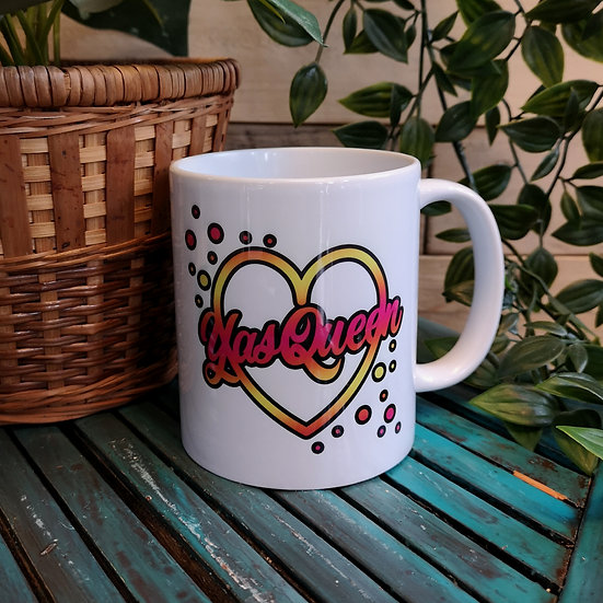 Yas Queen Mug