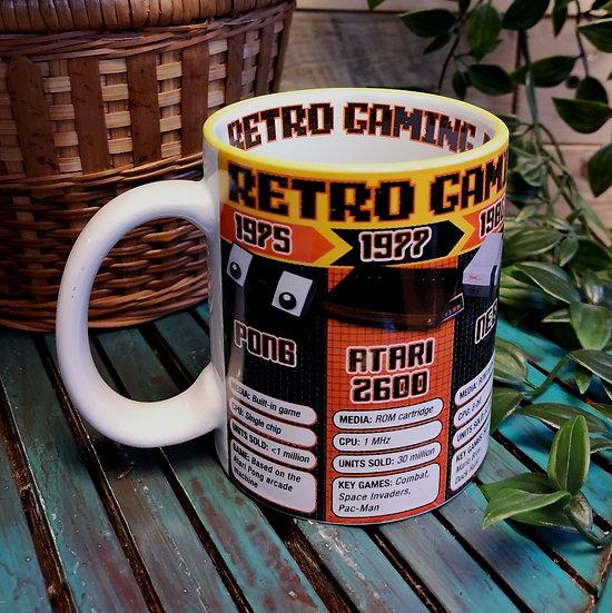 Retro Gaming Mug