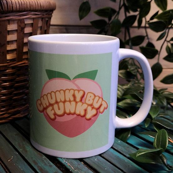 Chunky But Funky Mug