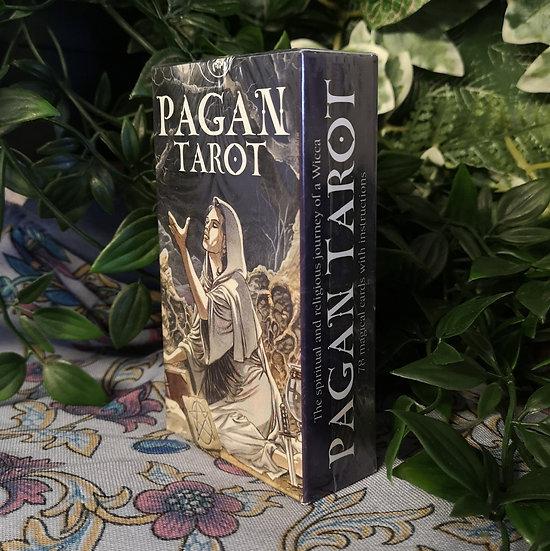 Pagan Tarot Wicca Card Deck