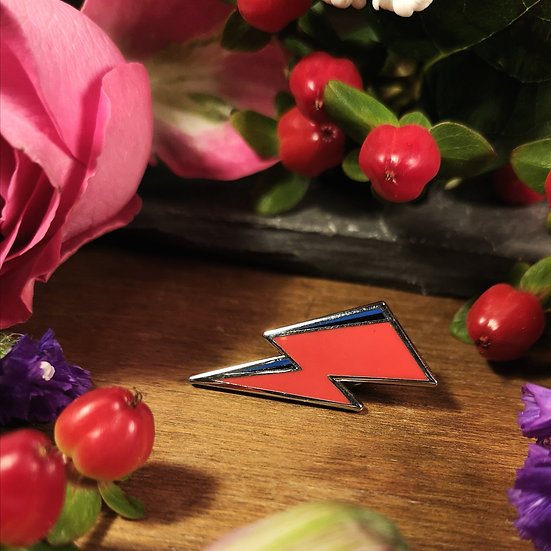 Bolt Pin Badge