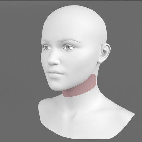 Depilação a Laser Pescoço Feminino - Pacote 10 sessões
