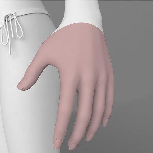 Depilação a Laser Mãos e Dedos Feminino - Pacote 10 sessões