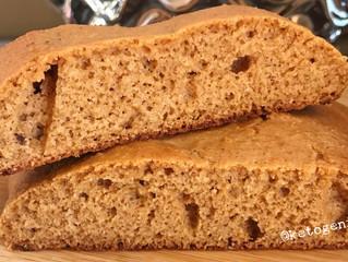 Peanut Flour Keto Bread