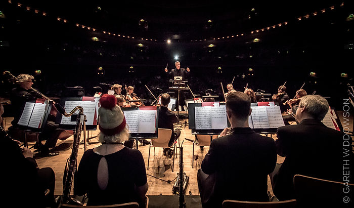 Orch view