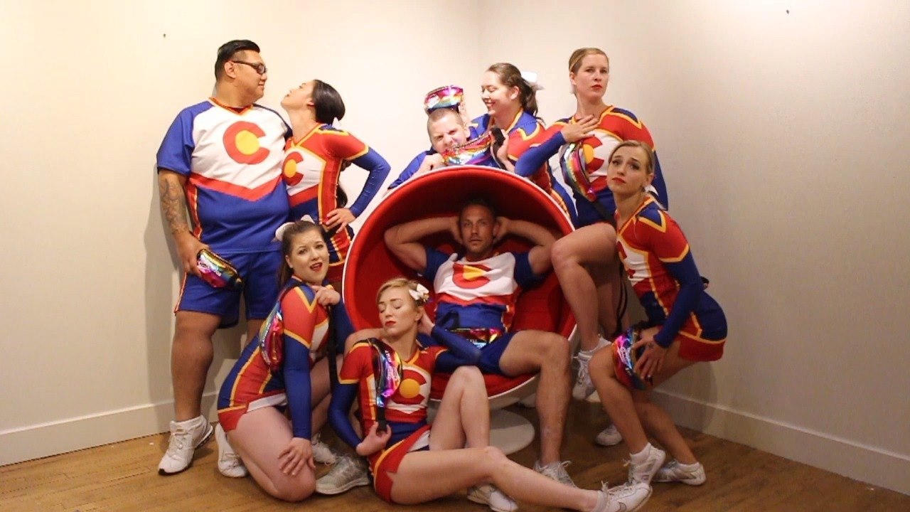 "CHEER Colorado ""Blame It On The C"" Music Video"
