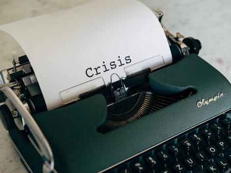 Mach dir keine Sorgen, die nächste Krise kommt bestimmt …