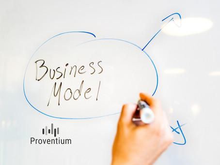 Wie entwickle ich ein Geschäftsmodell oder passe ein bestehendes Geschäftsmodell an?