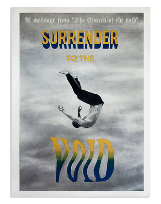 Surrender to The Void Giclee Print