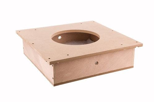 Loxone Speaker Einbaubox für abgehängte Decken