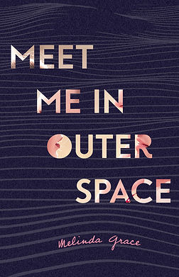 MEET ME IN OUTER SPACE book cover