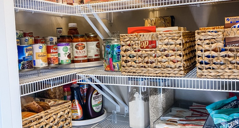 6 Tips to Overhauling Your Pantry Organization...For Good