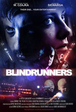 Blindrunners Poster