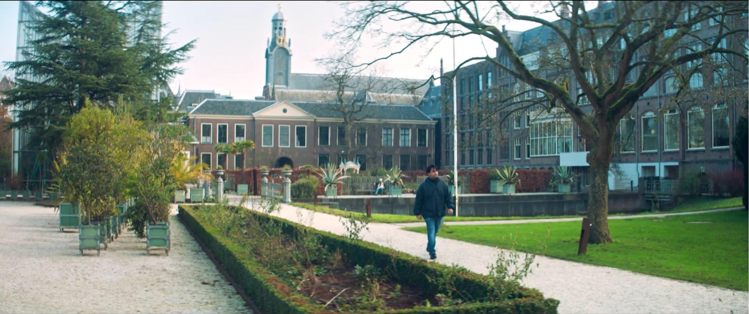 Leiden commercial