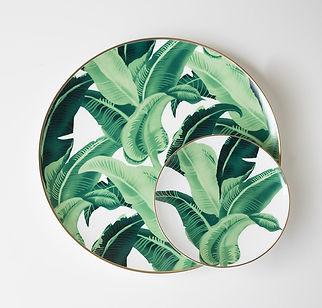 Tropical dinnerware Inspiration