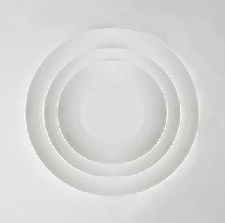 White China Dinnerware