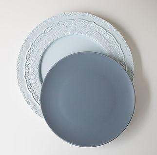 Blue Dinnerware Inspiration