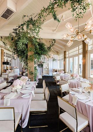 pink bridal showe idea