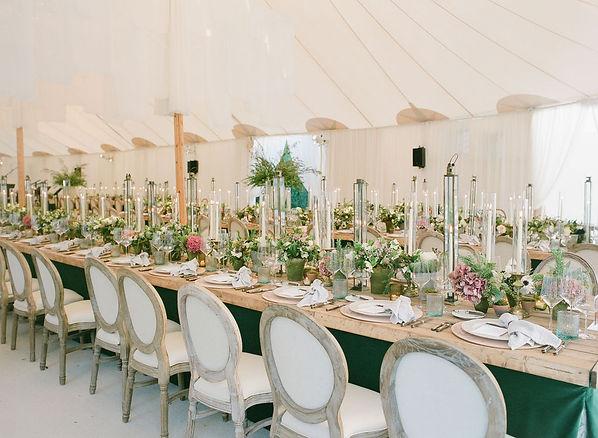 Pastoral inspired Wedding
