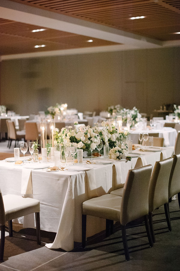 Miami Beach Edition Reception Table