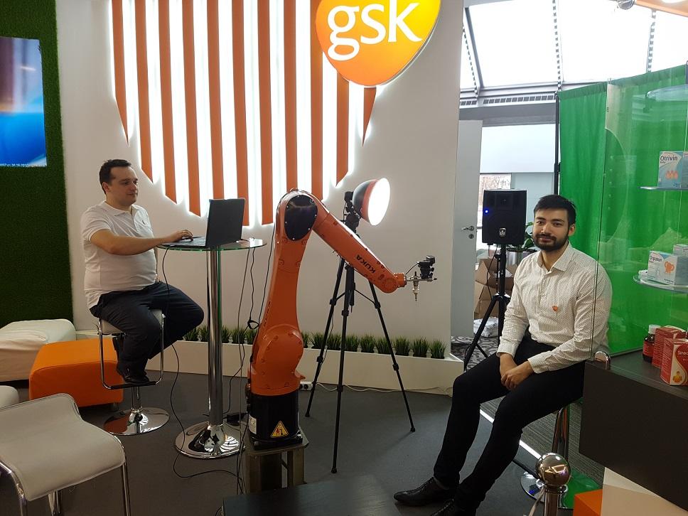 GSK участие в конгрессе Педиатров