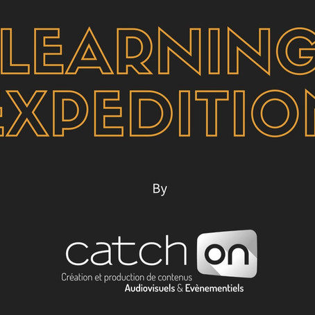LEARNING EXPEDITION by Catch On
