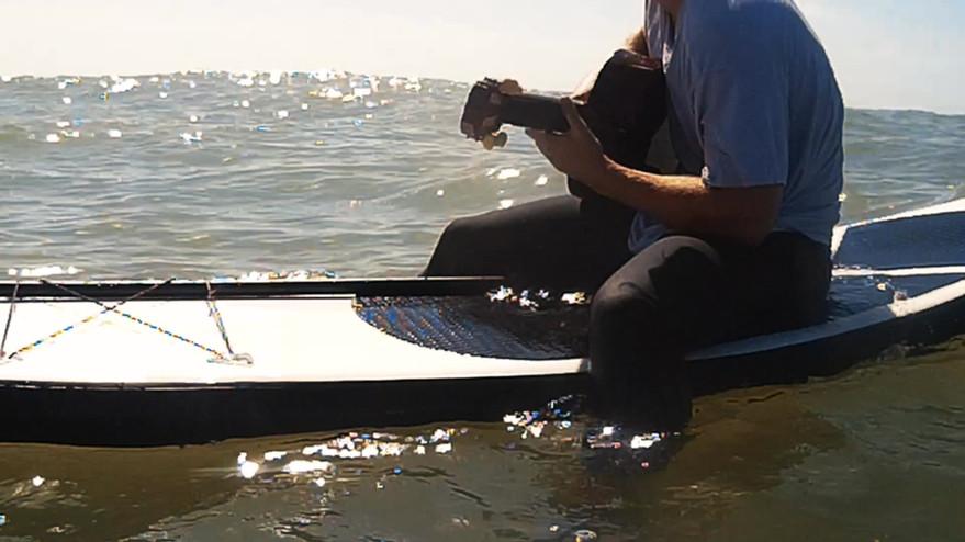 SAM JOHNSON / MEET ME IN THE OCEAN