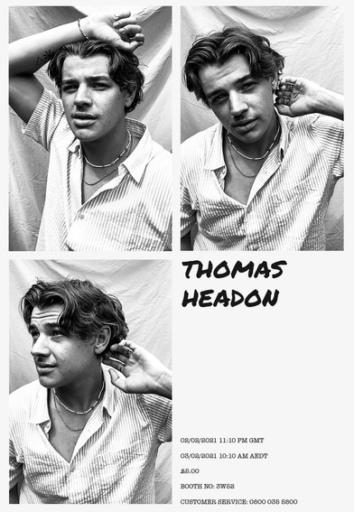 THOMAS HEADON
