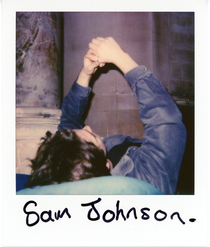 SAM JOHNSON