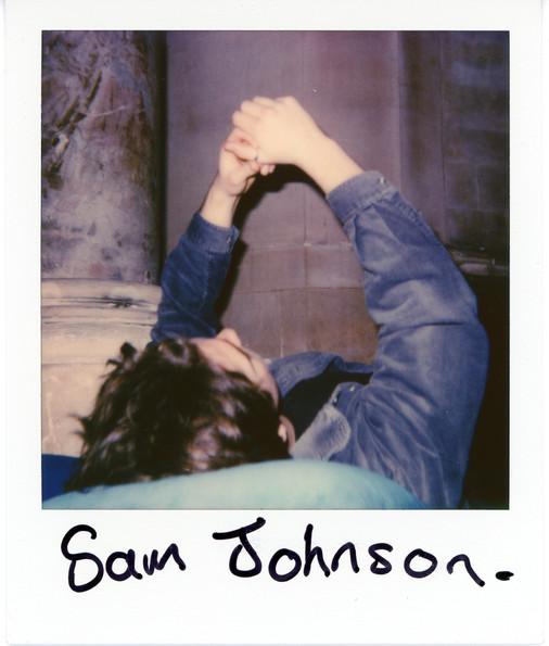 SAM JOHNSON