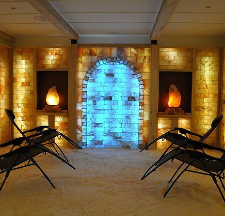 Halotherapy | United States | Glacier Salt Cave & Spa