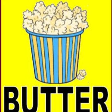 Savor - Infused Salts - Butter