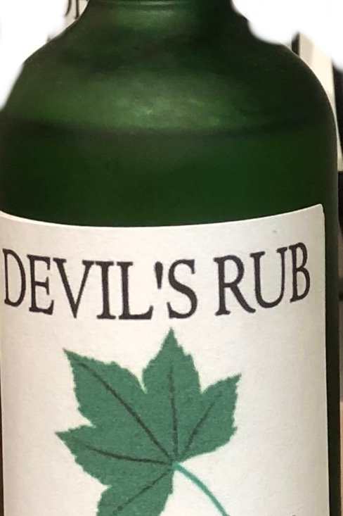 Devil's Rub All-Natural CBD Gel