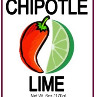 Savor - Infused Salts - Chipotle & Lime