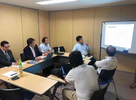 9月13日 一般社団法人 日中同・草・路センター 役員会議