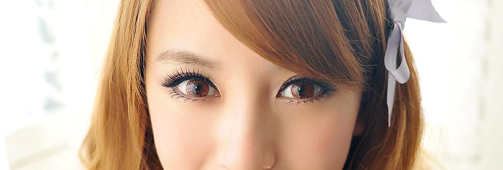 Starry.i Brown Contact lens -Korea Cosmetic circle lensesContact lensKorea Cosm