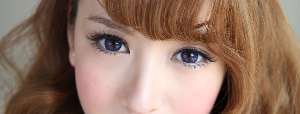 Jolly Vassen Violet Contact lens -Korea Cosmetic circle lensesContact lens