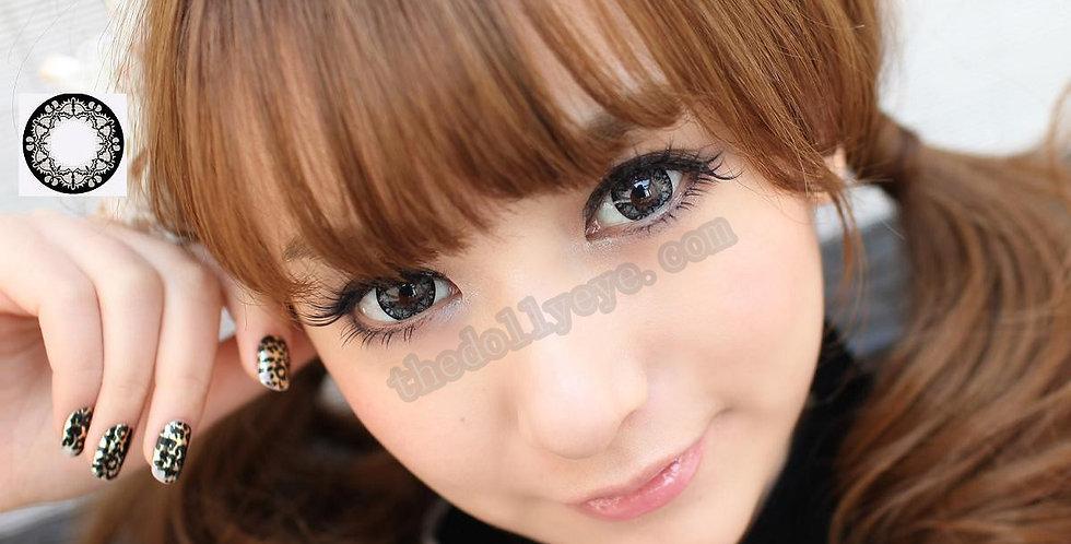 Bat Gray Contact lens -Korea Cosmetic circle lenses