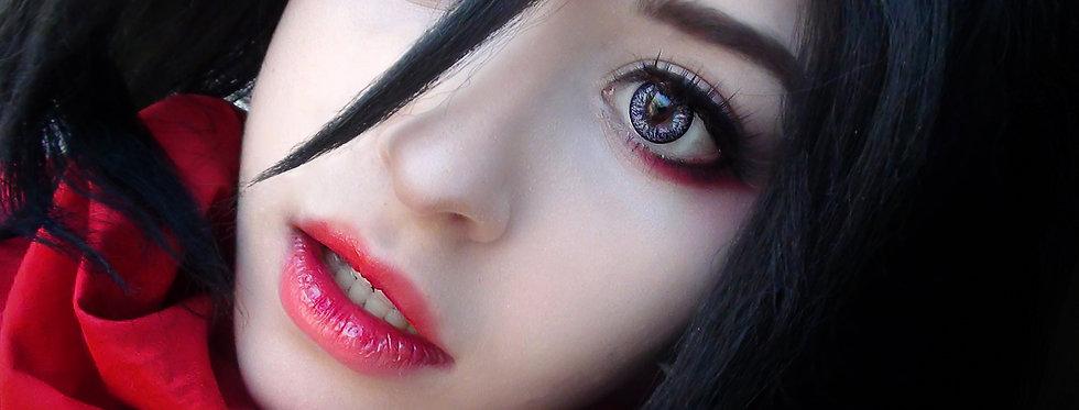Cosmic Gray Contact lens -Korea Cosmetic circle lenses