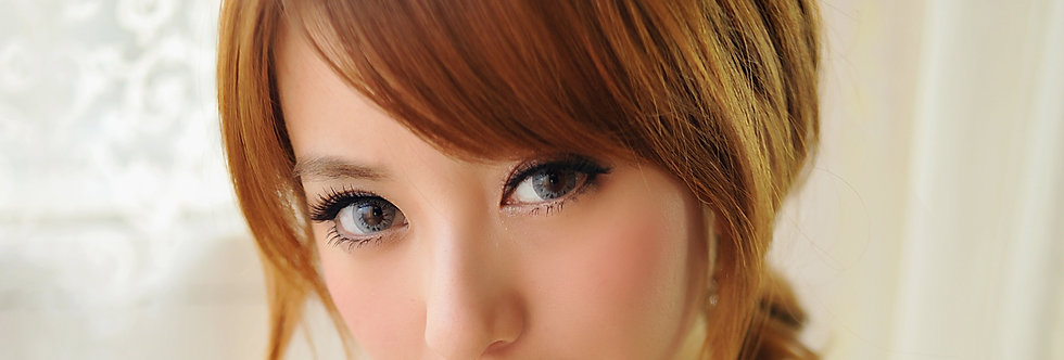 Starry.i Gray Contact lens -Korea Cosmetic circle lenses