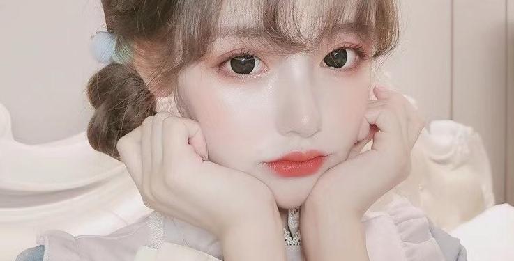 MAX BLACK Cosmetic Circle Korea Contact Lens