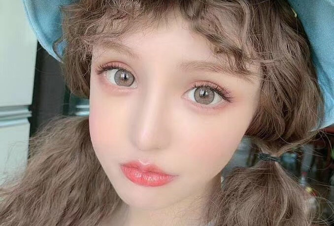 14.5mm BABYDOLL Hazel Brown