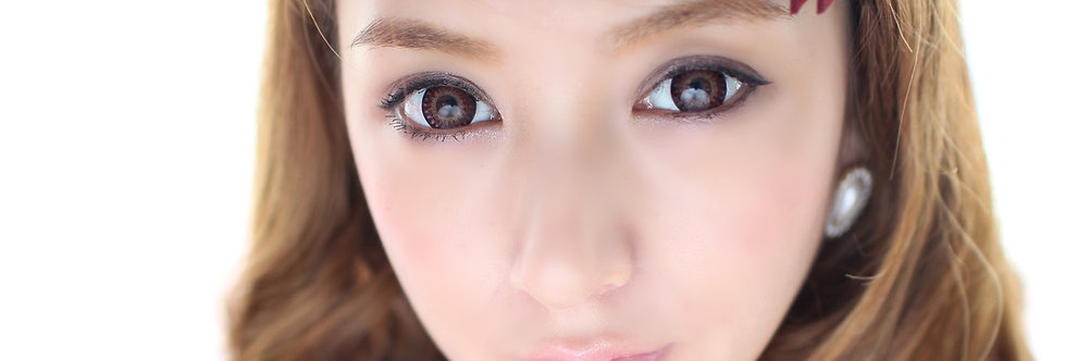 Cookie Hazel Contact lens -Korea Cosmetic circle lenses