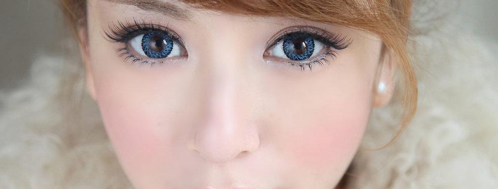 Jolly Vassen Blue Contact lens -Korea Cosmetic circle lenses