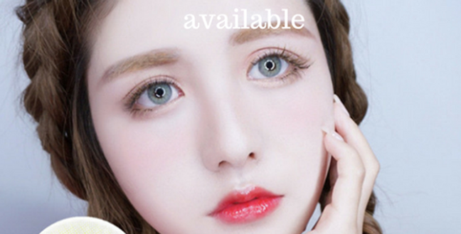 Bambi Minty Contact lens -Korea Cosmetic circle lenses