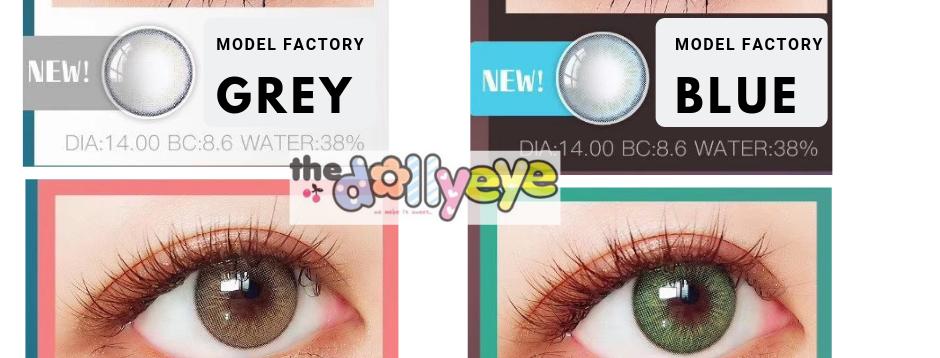 Model Factory Diva Grey