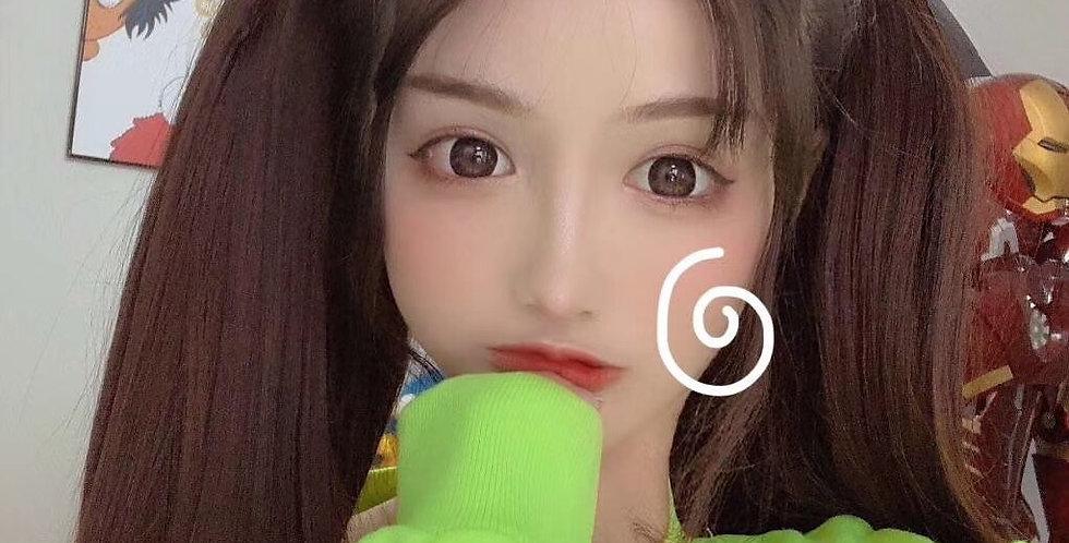 KKW Grey Contact lens -Korea Cosmetic circle lenses